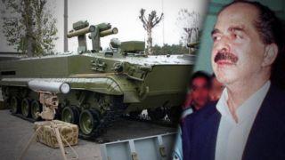 «Властелин оружия»: ушел из жизни Константинос Дафермос