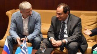Российско-греческое сотрудничество на 12-м заседании в Салониках