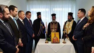 Почетное консульство России открылось в Александруполи