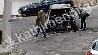 Полиция обнаружила автомобиль террористов взорвавших здание Skai