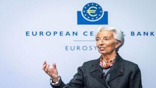 ЕЦБ поднял сумму PEPP до 1,350 трлн. евро