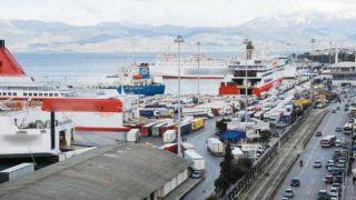 Коронавирус: тревога греческих властей в портах