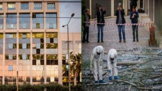 Террористы взорвали здание телеканала Skai (обновлено)