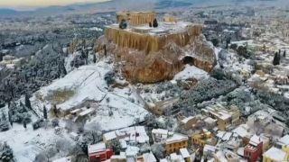 """""""Белого Рождества"""" не будет в этом году в Афинах"""