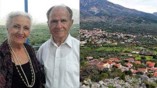 Пара дает 1000 евро за каждого ребенка, родившегося в греческой деревне