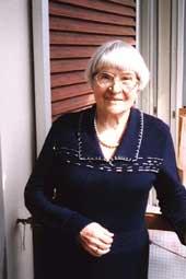 Нина Глебовна Запорожец – одна из последних русских обитателей Русского дома.